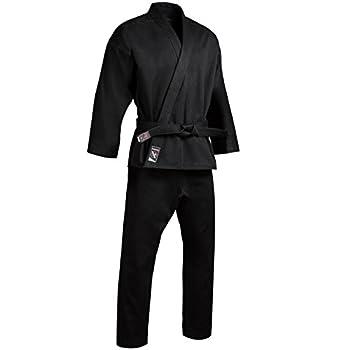 Hayabusa Champion Karate Gi - Black 2