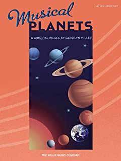 Musical Planets: Later Elementary Level