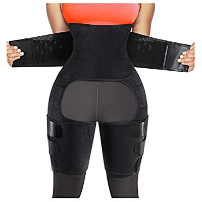 3 in 1 Sauna Waist Trainer Butt Lifter 05032021020819