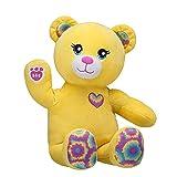 Build A Bear Workshop Yellow Tie-Dye Bear