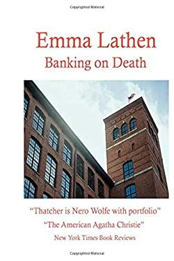 Banking on Death: An Emma Lathen Best Seller