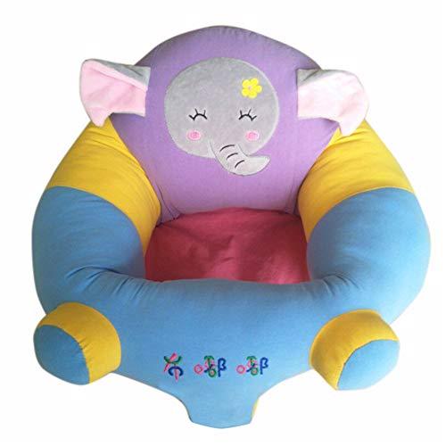 43x43x20cm BEAUTPINE Si/ège de Soutien pour b/éb/é Adorable Chaise Assise pour Chambre d\enfant Coussin Doux de Voiture 6#