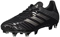 Malice SG Rugby Boots - Core Black by adidas
