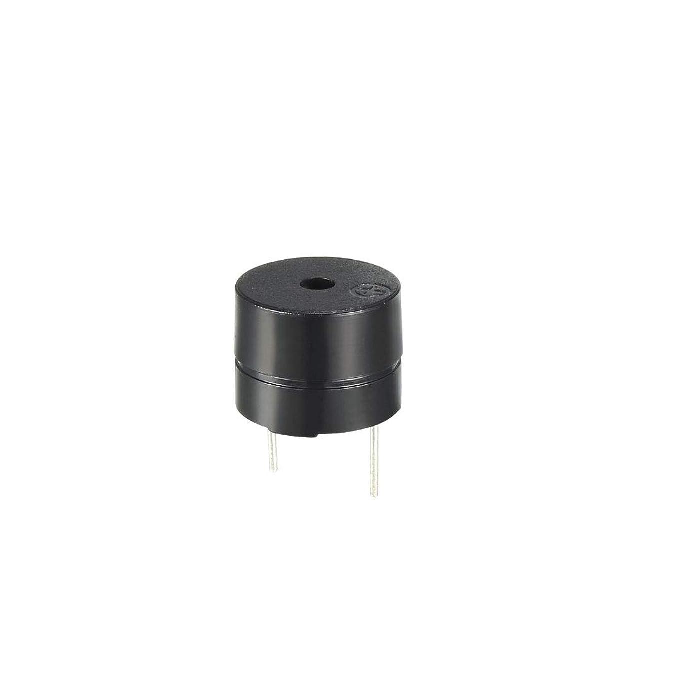 uxcell 2 Terminals 5V Active Buzzer Magnetic Continous Beep Tone Alarm 10pcs
