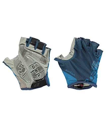 Roeckl Ilova Fahrrad Handschuhe kurz blau 2020: Größe: 6