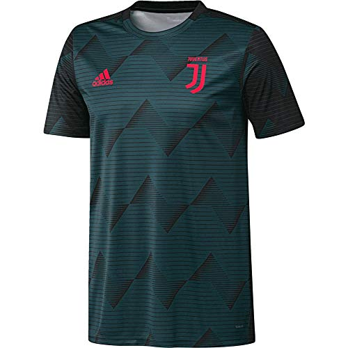 Adidas Juve Pre-Match Trikot (X-Large, Green Black)
