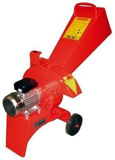 Caravaggi Bio 50 E Triturador eléctrico, 2200 W, 5 cm de diámetro