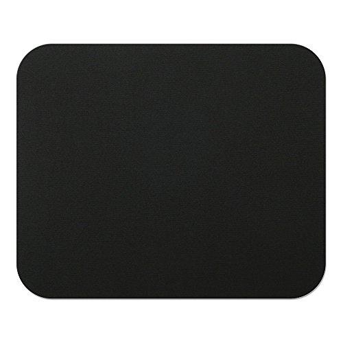 Speedlink BASIC Mousepad - Schaumstoff-Mauspad, 23x19cm Oberfläche - 3mm dick, PC / Computer Mousepad, schwarz