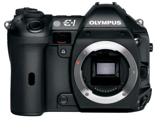 Check Out This Olympus E1 5.5MP Digital SLR Camera (Body Only)