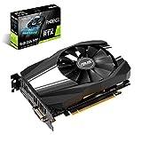 ASUS Phoenix GeForce RTX 2060 6 GB GDDR6, Scheda Video Gaming, Dissipatore Monoventola per HTPC e Soluzioni Iper-compatte