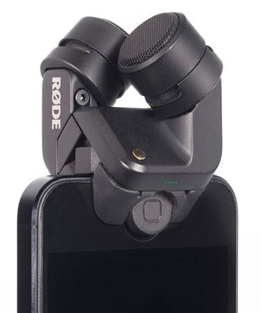 Oferta de Rode Ixy Rayo micrófono para iPhone 5 / 5S / 5C