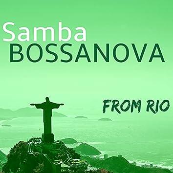 Samba - Bossanova from Rio: Sexy Brazilian Jazz for Sensual Latin Dancing