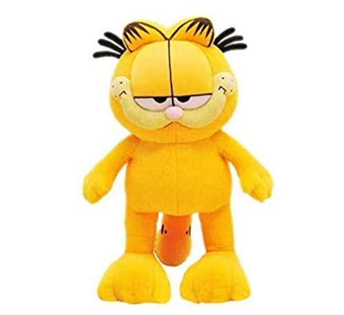 Knuffel 1 Stuks 20 Cm Cartoon Speelgoed Pluche Garfield Cat Knuffel Kwaliteit Zachte Pluche Illustratie Pop
