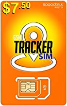 GSM Tracking Devices SIM Card - Pet Kid Senior Spouse Vehicle GPS Tracker - 30 Day Service