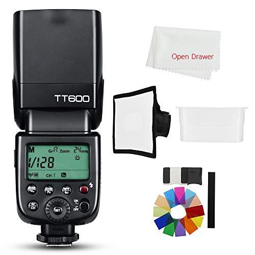 Godox TT600 2.4G Wireless Master Slave Camera...