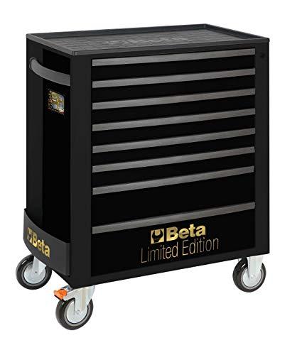 Beta Werkzeugwagen C24SA mit 8 Schubladen Limited Edition, mit Antikipp System