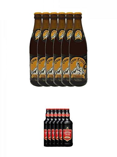 Odin Trunk Honigbier 6 x 0,5 Liter Deutschland + Fuller`s London Pride Bier 6 x 0,5 Liter