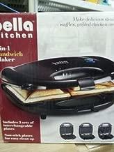 Bella Kitchen 3 in 1 Sandwhich Maker