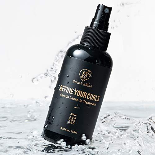 Beaute Seoul Heat Protectant Spray for Dry Damaged Hair Repair