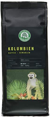 Lebensbaum Kolumbien Kaffee, gemahlen, 250 g
