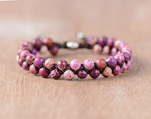 PHUONGDTB8888 - Men Bracelet Cool All lowest price stores are sold Beads Cu Braided Natural Stone