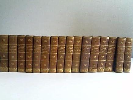 8 Romane. 35 Teile in 16 Bänden