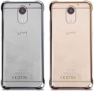Original Translucent PC Clear Protective Hard Back Cover Case for UMI Plus UMI Plus E