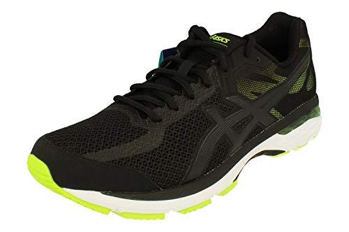 ASICS Gel-Glyde 2 Herren Running Trainers 1011A028 Sneakers Schuhe (UK 9.5 US 10.5 EU 44.5, Black Black 002)