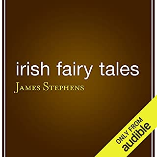 Irish Fairy Tales audiobook cover art