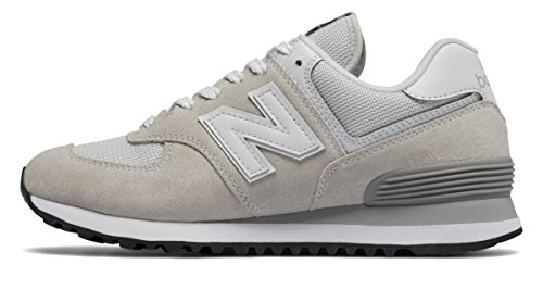 New Balance Sneaker Damen WL574EW Hellgrau, Schuhgröße:38