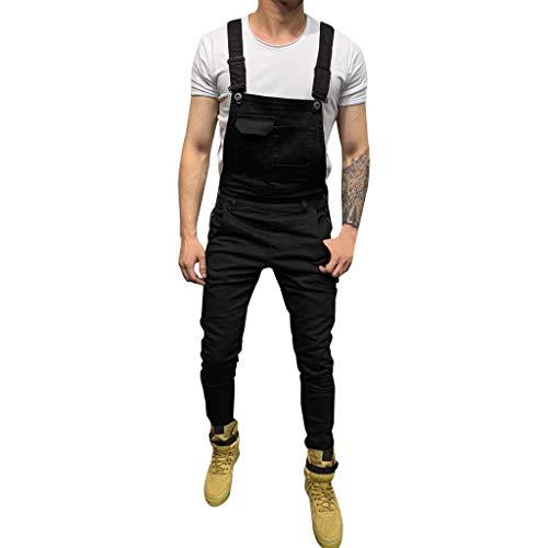 Herren Skinny Jeans Jumpsuit Hose Camouflage Jeans Hosen für Männer Arbeitshosen Weiß Rot Bermuda Overall Trainingsanzug Cargo Chino Hosen Onesie...