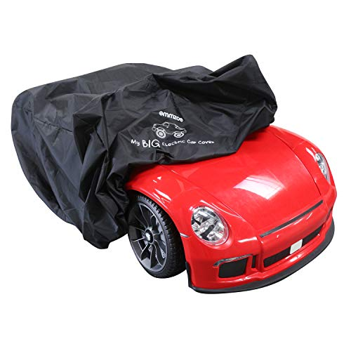 Emmzoe XL Big Ride-On Car Cover for Kids XL Electric...