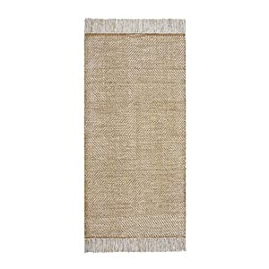 LHHlucky Carpet Cotton Woven Door Mats Into The Door Bed Mats Bedroom Kitchen Bathroom Absorbent Bathroom Non-Slip Breathable Non-Slip Odorless Rug (Color : D, Size : 140x200cm(4.5X6.5ft))