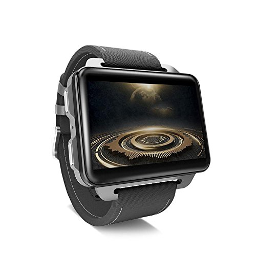 LEMFO LEM4 Pro Smartwatch Telefon Unterstützung GPS SIM Karte MP4 Bluetooth WIFI Smartwatch Abendessen Big Screen Batterie 1GB + 16GB Uhr für iOS iPhone Android PhonesMen Frauen