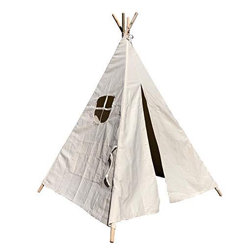 Tipi - Tienda de campaña para niños, ideal para cualquier habitación de los niños