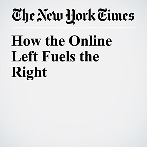 How the Online Left Fuels the Right audiobook cover art