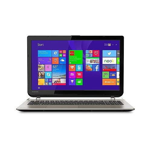 2015 Toshiba Satellite 15.6-inch Laptop- 5th Gen Intel Core i7-5500U Processor