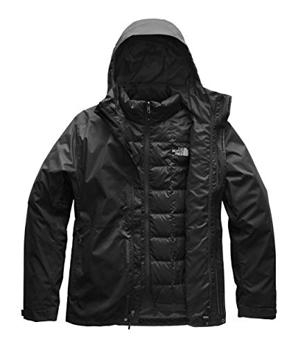 The North Face Men's Altier Down Triclimate Jacket, TNF Black/TNF Black, 1X