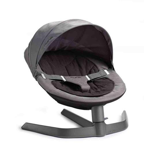 Nuna nu0150100205Leaf Verdeck für Babysitter, Cinder anthrazit