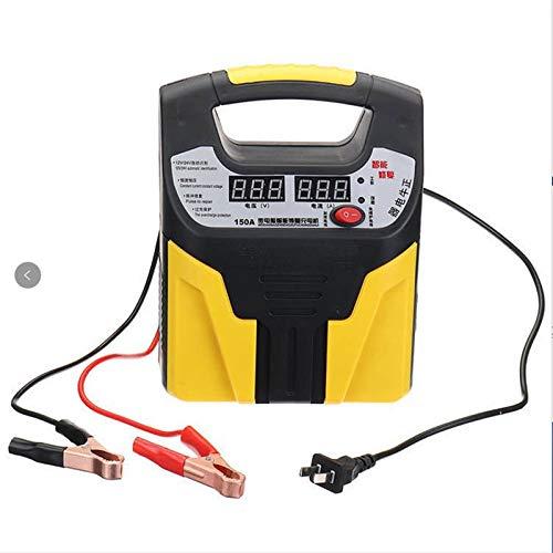 Pantalla portátil de la estación de motor, la pantalla LCD de la caja de control precisión, el refuerzo de la batería Pulse 12V / 24V del automóvil, se usa para motocicletas y automóviles eléctricos