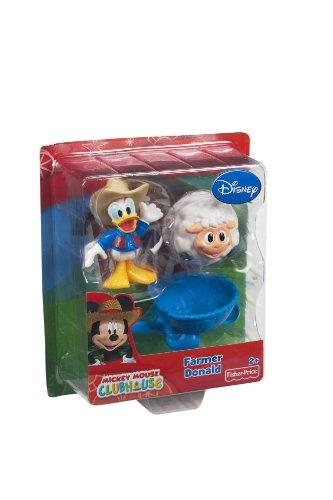 Fisher-Price - X4555 - Figurine - Donald et Son Mouton