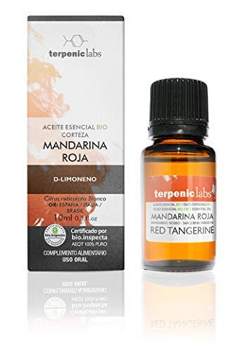 Terpenic Evo Mandarina Roja Aceite Esencial Bio, 10 ml