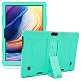 KATUMO Funda para Tablet 10.1 Pulgadas Funda Goma Compatible con Winsing 10, Dragon Touch K10, YELLYOUTH 10.1, Notepad K10, Victbing 10, LNMBBS 10 Android Tablet Silicone Funda