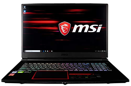 CUK MSI GE75 Raider Gamer Notebook...
