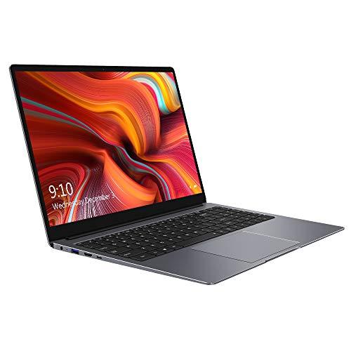 CHUWI AeroBook Plus Ultrabook 15,6-Zoll-Laptop WIN10 Home 1909 Intel Iris Graphics 550 (i5) 8 GB RAM 256 GB SSD 3840 * 2160 Typ c M.2 HD-Videoanschluss 55Whr 2,4 / 5G WiFi, BT4.2, Grau