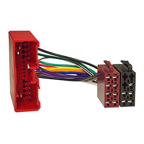 tomzz Audio 7033-002 Radio Adapter Kabel passend für Mazda ab 2001 auf 16pol ISO Norm