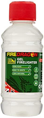 Fire Dragon - Fuel gel - Green & Clean - 250 ml