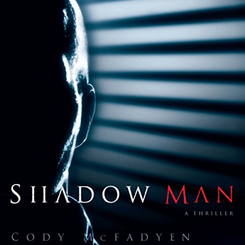 Shadow Man audiobook cover art