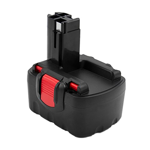 Shentec 14.4V 3.5Ah Ni-MH Batería para Bosch PSR 14.4 BAT038 BAT040 BAT041 BAT140 BAT159 2607335275 2607335276 2607335533 2607335534 2607335465 2607335678 2607335685 2607335711