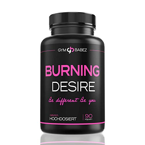 GymBabez -  Burning Desire